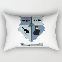 Sherlock Coat of Arms Rectangular Pillow