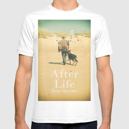 After Life poster, Ricky Gervais, tv series, after-life, British black comedy T-shirt