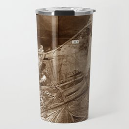 The Valley of Ashes - The Great Gatsby Travel Mug