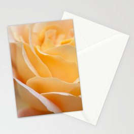 alpine sunset Stationery Cards