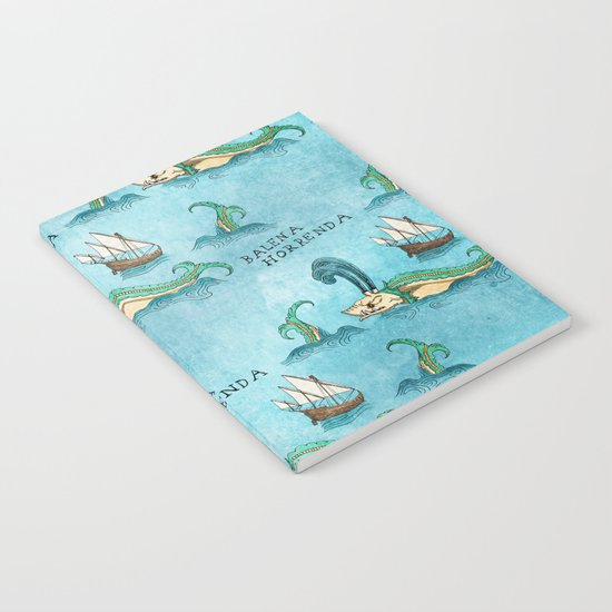 Balena Horrenda Notebook
