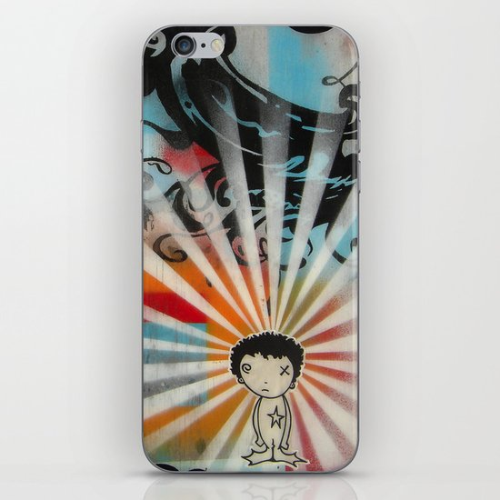 Compliments Don't Pay The Bills iPhone & iPod Skin