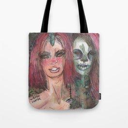 Zodiac Gemini Tote Bag