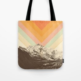 Mountainscape 2 Tote Bag