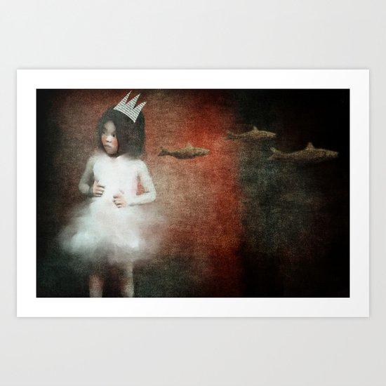 Dance, Dance, Dance Art Print