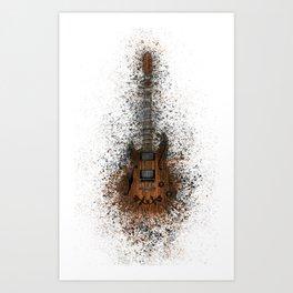 Artemis Bes: Sahara Art Print
