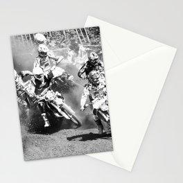 Dusty Race Stationery Cards