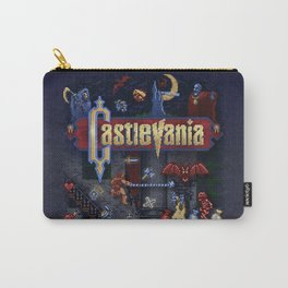 Vania Castle Carry-All Pouch