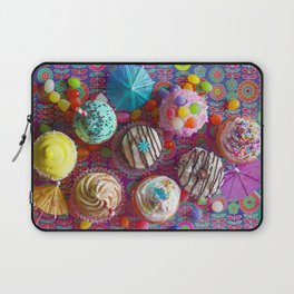 Cupcake du Jour Laptop Sleeve