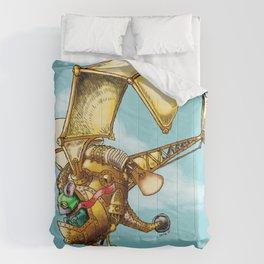 Flying Machine Comforters