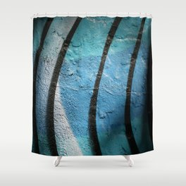 Texture  Shower Curtain