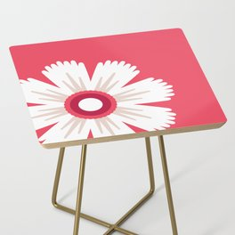 Sun and petals Side Table