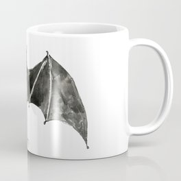 Halloween Welcome to the Ball Vampire Bat Greeting Card Coffee Mug