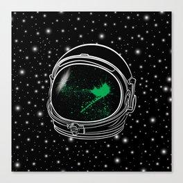 Alien Blood Canvas Print