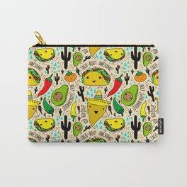 Kawaii Fiesta Carry-All Pouch