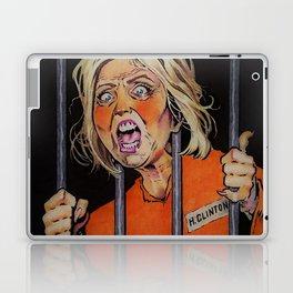 Lock Her Up Laptop & iPad Skin