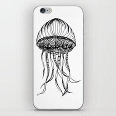 Jellyfish Octopus Creature Imaginitive  iPhone & iPod Skin