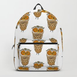 Crazy Owl Backpack