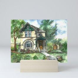 The Secret Garden Mini Art Print