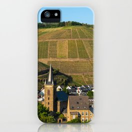 THE AHR VALLEY 01 iPhone Case