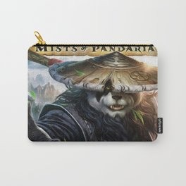 World of Warcraftt Mists of Pandaria Carry-All Pouch