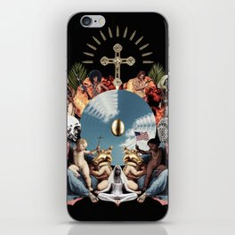 In God We Trust iPhone Skin
