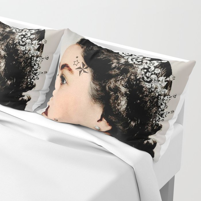 Rebel Queen Pillow Sham