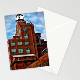 Natty Boh Tower, Canton, Baltimore, Maryland  Stationery Cards