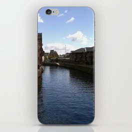 Leeds Canal iPhone Skin