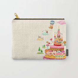 Ice Cream Castles In The Air Carry-All Pouch