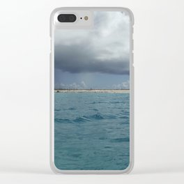 Approaching Squall Clear iPhone Case
