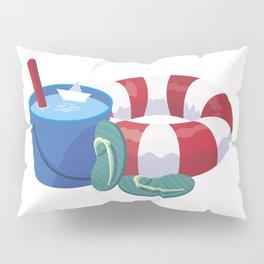 A Splishin' and a Splashin'  Pillow Sham