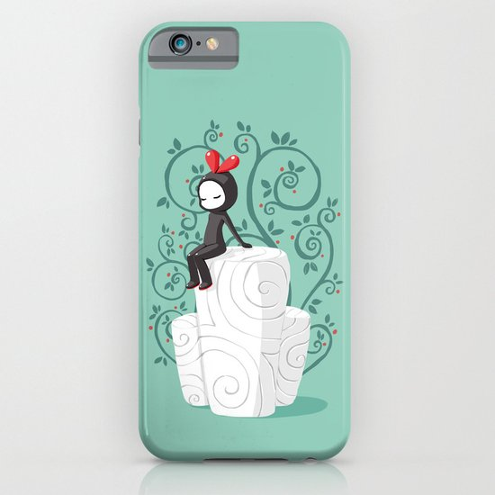 Marshmallow iPhone & iPod Case