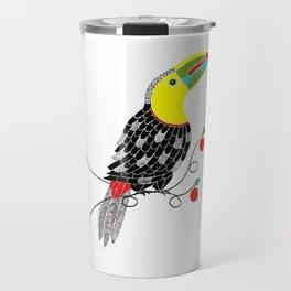 Bird of Costa Rica, toucan Travel Mug