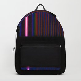 infinity - white version Backpack