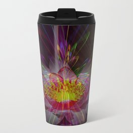 Abstract in perfection 95 Travel Mug