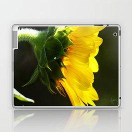 Summertime Sunflower Laptop & iPad Skin