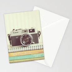 Simple Canonet  Stationery Cards