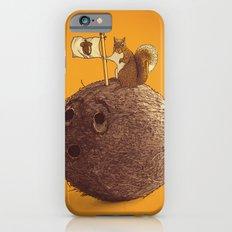 Conquering the biggest nut iPhone 6s Slim Case