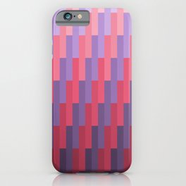 Shade of Colors (Purple & Pink) iPhone Case