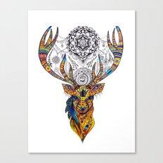 Elk: Spirit of Grace Canvas Print