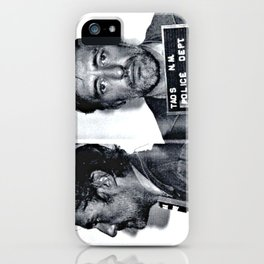 Hopper, Dennis Mugshot - (1975) Taos, N.M. iPhone Case