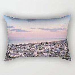 Easter Sunset Rectangular Pillow