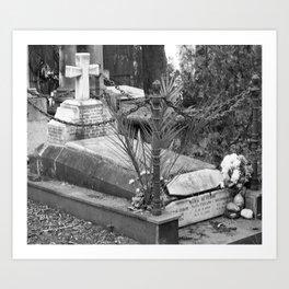 memorial Art Print