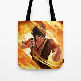 The fire lord Tote Bag