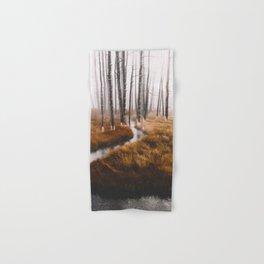RIVER - 11318/1 Hand & Bath Towel