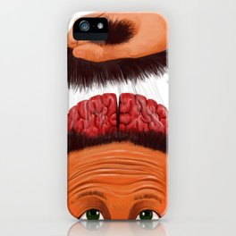 Brains Out iPhone Case