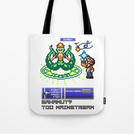 2 TAILED SIREN - LIMITED EDITION! Tote Bag