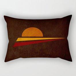 spicchi di sole Rectangular Pillow