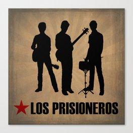 Los Prisioneros Canvas Print